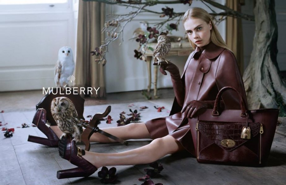 (Photo fournie par Mulberry)