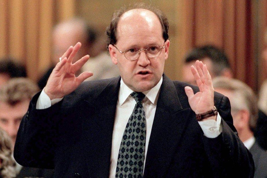 Andy Scott avait été député libéral de la... (Photo Tom Hanson, La Presse Canadienne)