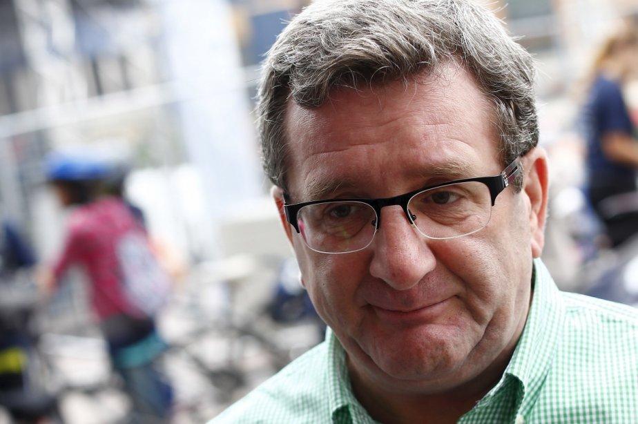 M. Labeaume juge absurde d'exiger des contribuables -... (Photothèque Le Soleil, Yan Doublet)