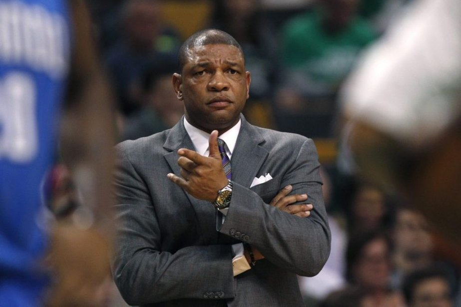 Doc Rivers... (Photo Charles Krupa, Associated Press)