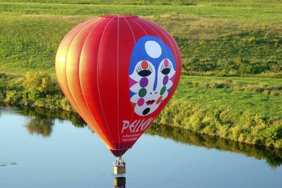 Un vol en montgolfière exige des conditions météo... (Photo fournie par Montgolfière Aventure)