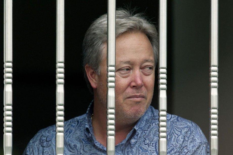 Chip Starnes, récemment arrivé du siège américain de... (PHOTO ANDY WONG, AP)
