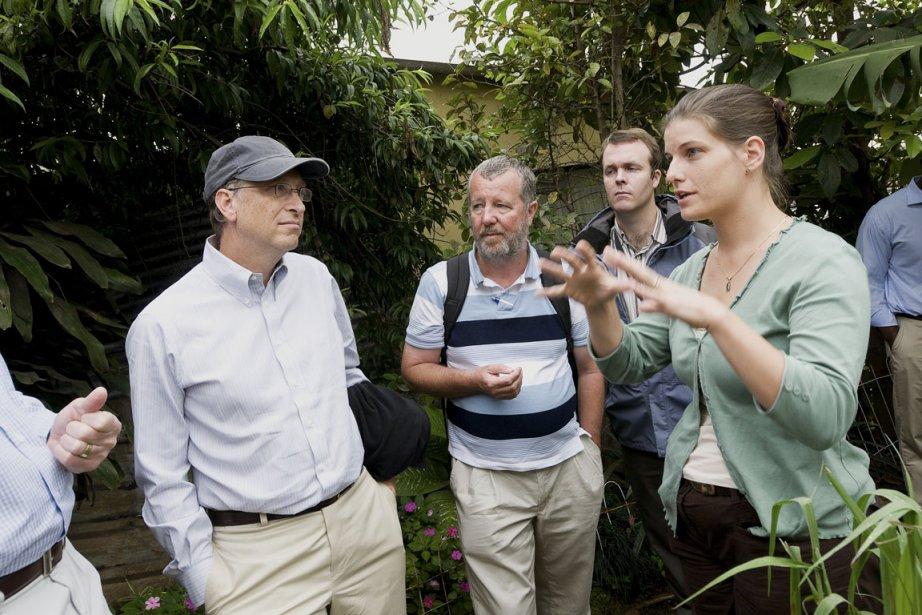 Les fondations philanthropiques comme celle de Bill Gates... (PHOTO ARCHIVES THE NEW YORK TIMES)