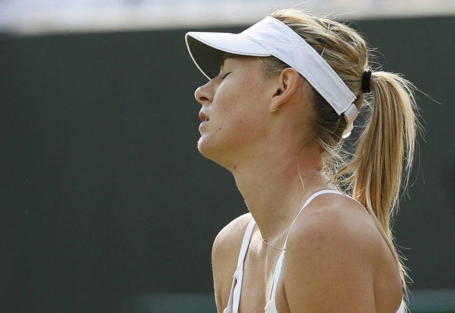 Maria Sharapova... (Photo Stefan Wermuth, Reuters)