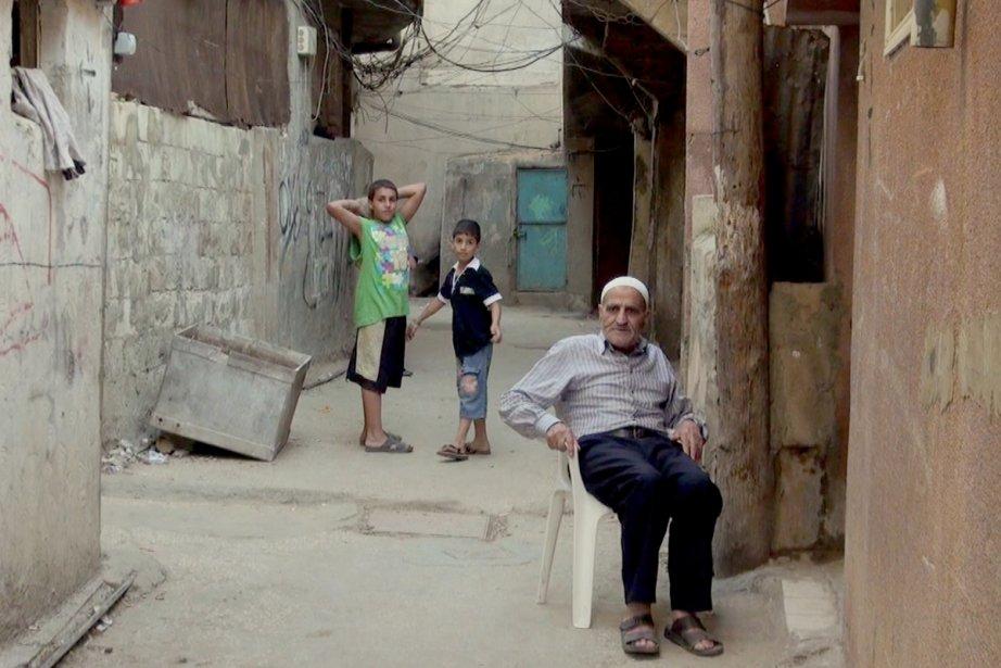 Dans son documentaire A World Not Ours, le... (Photo: fournie par la production)