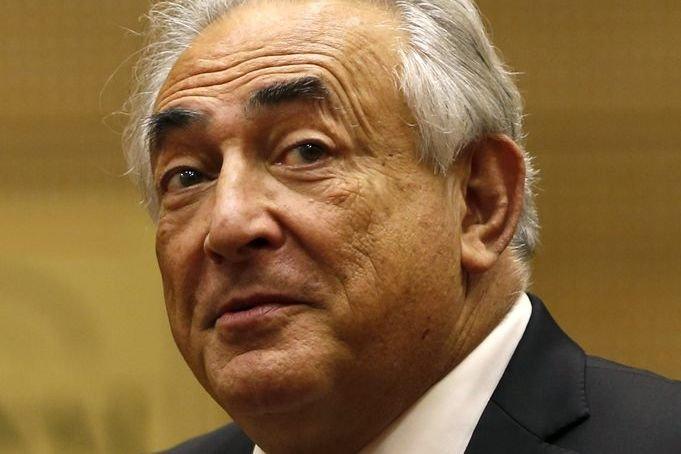 Auditionné en tant qu'ex-ministre de l'Économie et ancien... (PHOTO CHARLES PLATIAU, REUTERS)