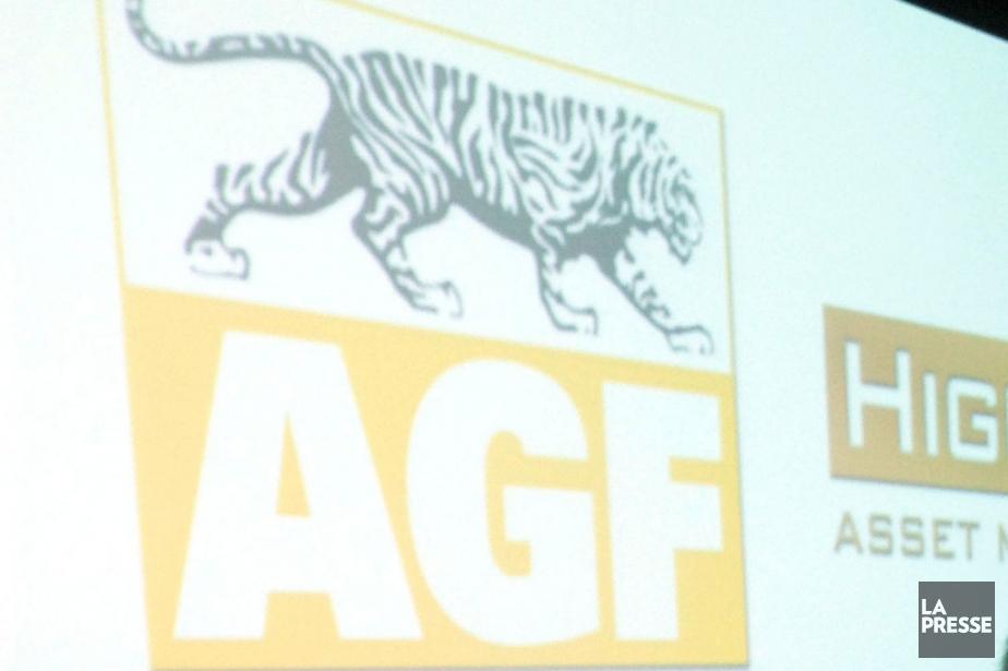 La Société de gestion AGF a affiché une... (Photothèque La Presse)