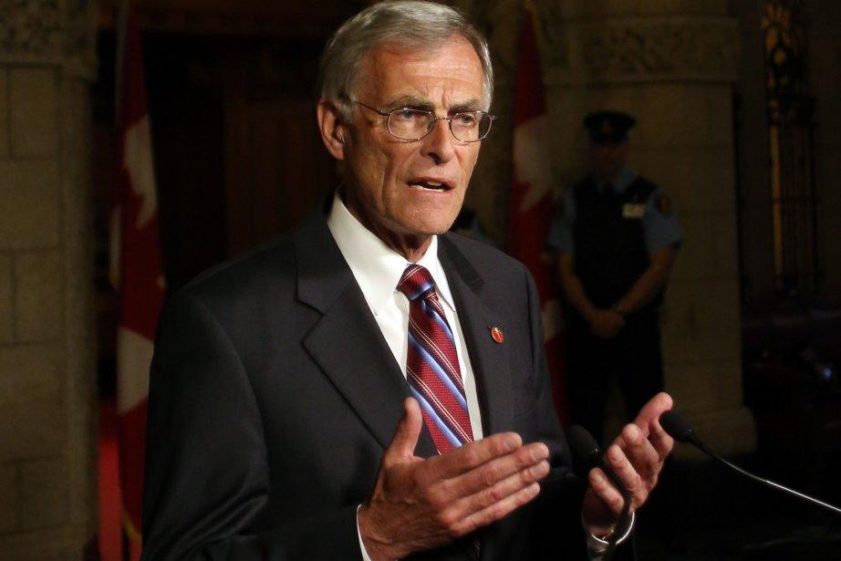 Le bureau du premier ministre et celui du... (Photo Fred Chartrand, La Presse Canadienne)