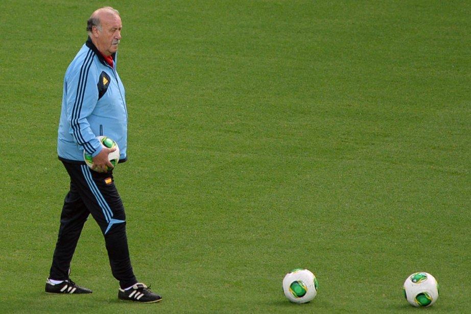 La Roja a «l'obligation» d'aller en finale, a... (PHOTO EITAN ABRAMOVICH, AFP)