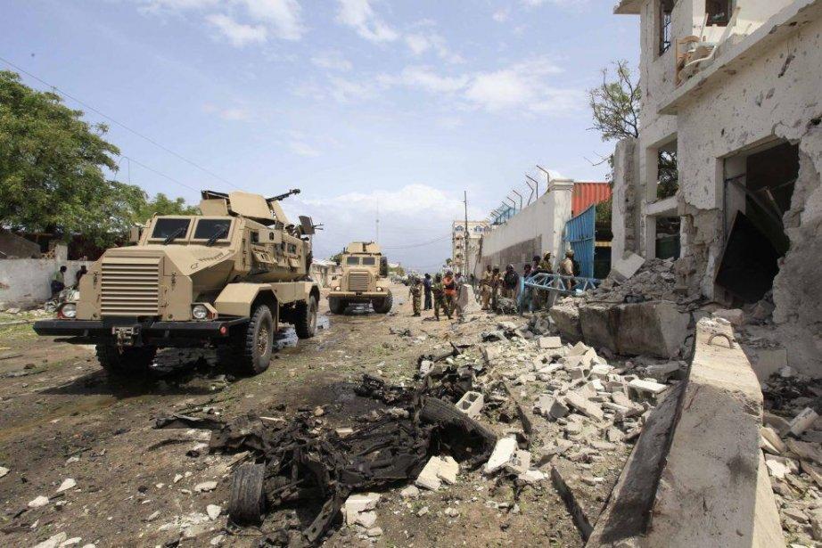 La Somalie est depuis cinq ans l'État le... (Photo FEISAL OMAR, Reuters)