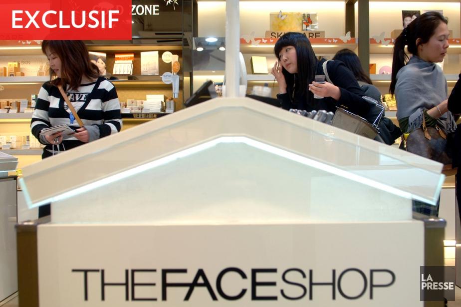 TheFaceShop, nouveau propriétaire coréen de Fruits & Passion... (Photo Bloomberg)