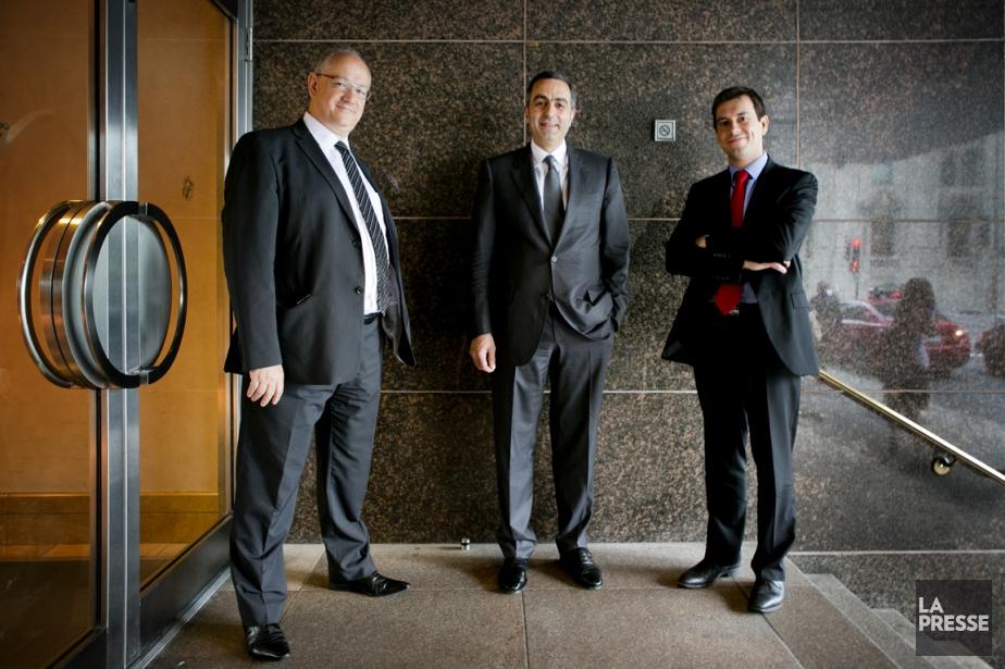 Alain Benisty, directeur général de CM-CIC Capital Innovation,... (Photo Marco Campanozzi, La Presse)