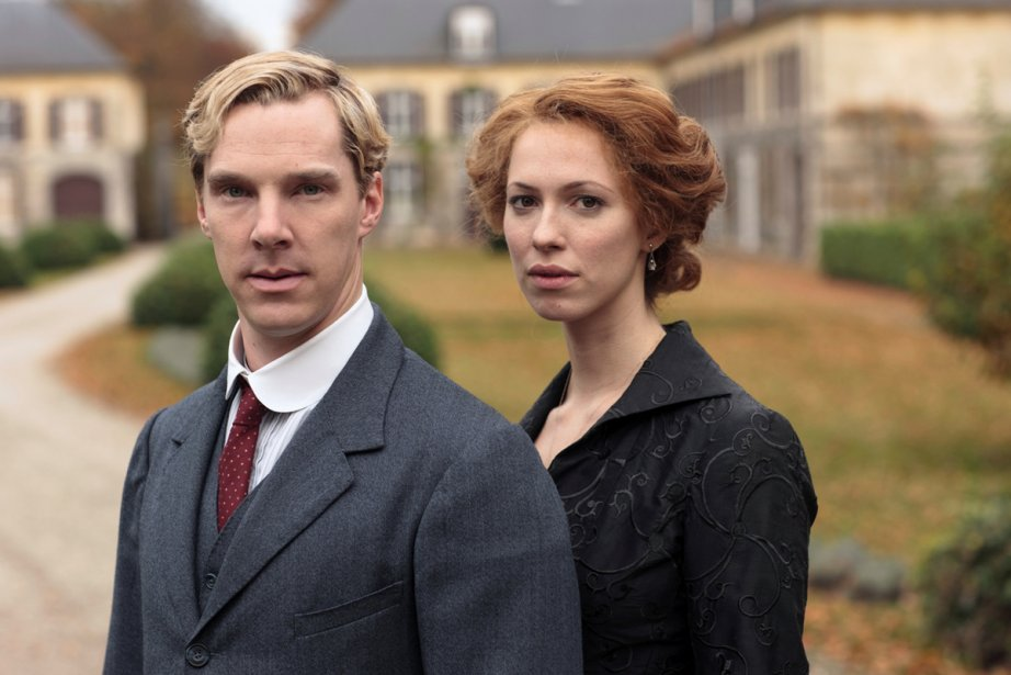 Benedict Cumberbatch et Rebecca Hall dans Finies les... (Photo: fournie par Super Écran)