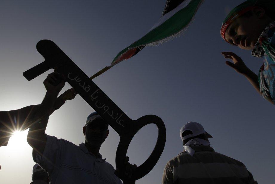 Le Parlement jordanien a appelé jeudi à des... (Photo MUHAMMAD HAMED, REUTERS)