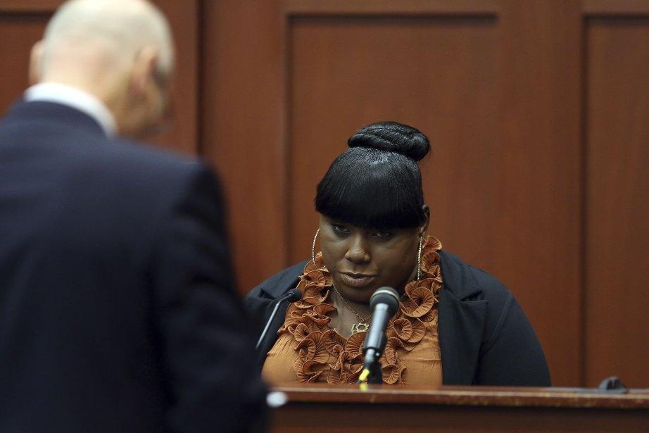 L'amie de Trayvon Martin, Rachel Jeantel, 19 ans.... (PHOTO REUTERS)