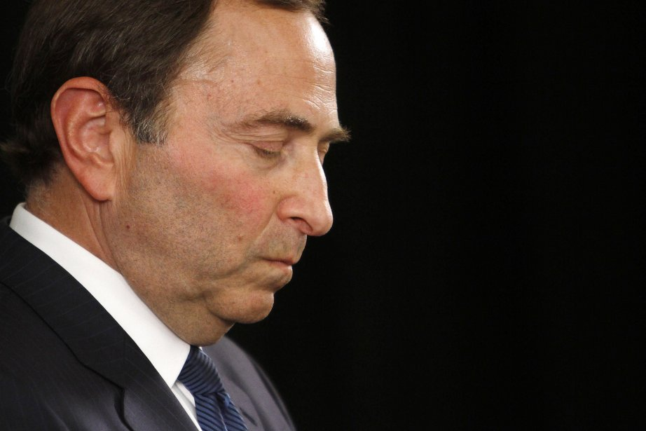 Gary Bettman... (Photo Carlo Allegri, archives Reuters)