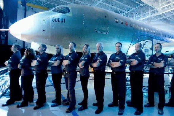 Il y a plus d'un an, le PDG de Bombardier, Pierre Beaudoin, disait avoir bon...