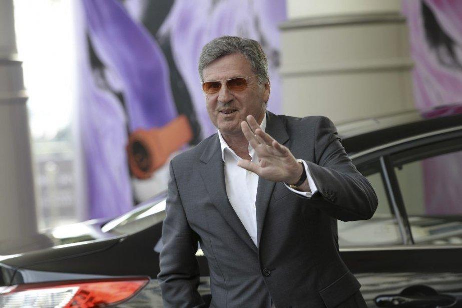 Daniel Auteuil... (Photo: AFP)