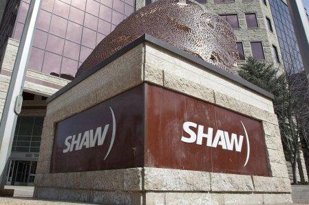 Le câblodistributeur Shaw Communications(