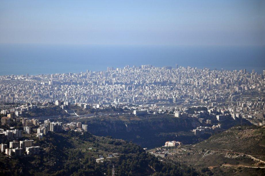 Beyrouth... (PHOTOTHÈQUE LA PRESSE)