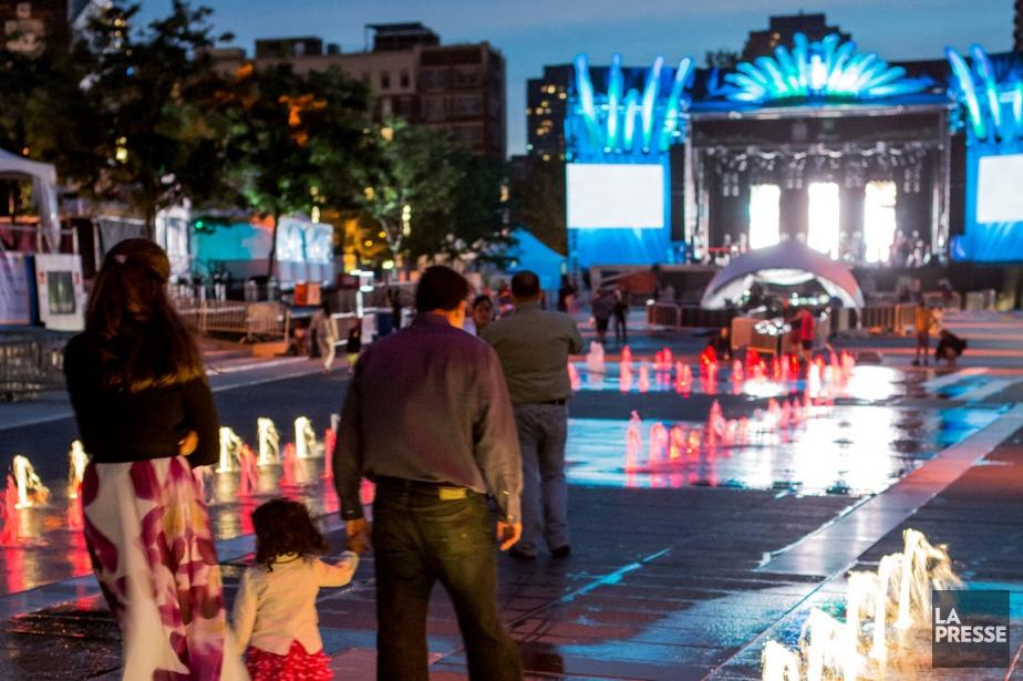Le Festival international de jazz de Montréal se... (Photo: Édouard Plante-Fréchette, La Presse)