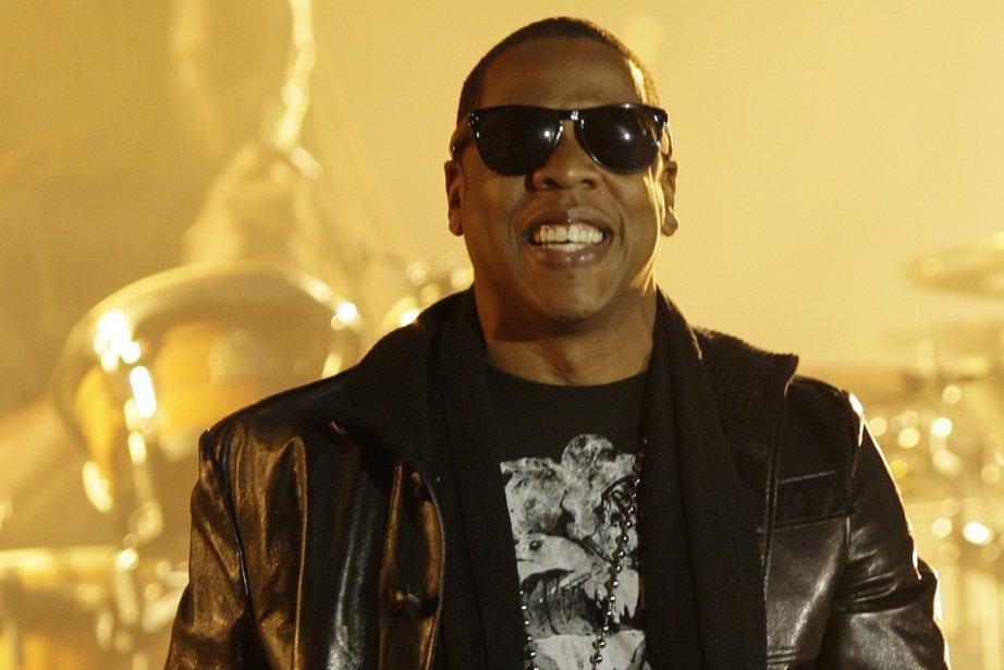 Le rappeur Jay-Z s'est rapproché du milieu sportif... (Photo : Joel Ryan, archives AP)