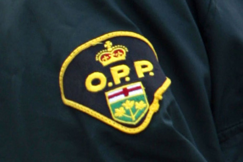 La police provinciale de l'Ontario a reçu un... (PHOTO ARCHIVES PC)
