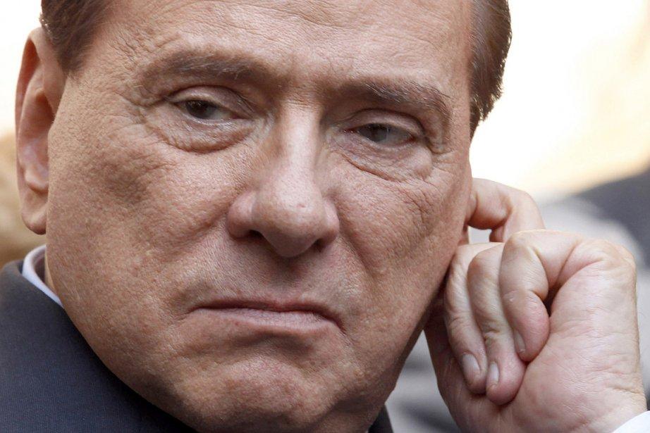 Forza Italia est le nom du parti que... (Photo Luca Bruno, AP)