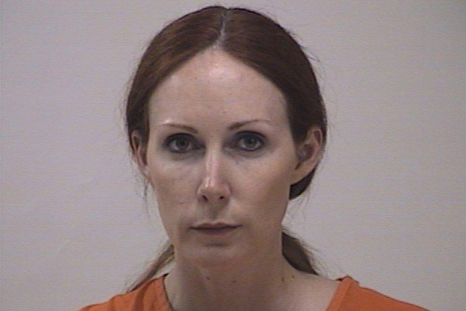 Shannon Richardson, âgée de 35 ans, fait face... (PHOTO REUTERS)