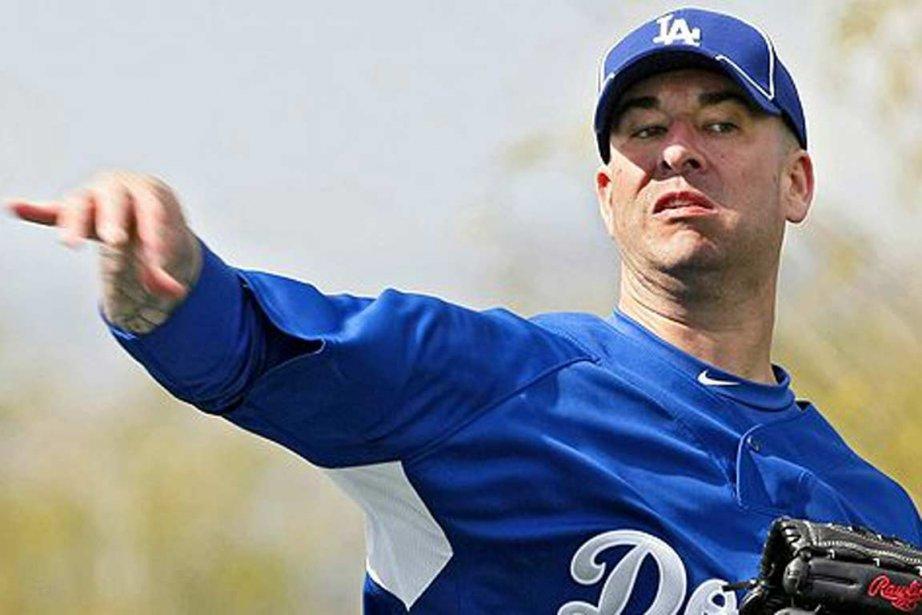 Justin Miller... (Photo prise sur le site www.dodgerthoughts.com)