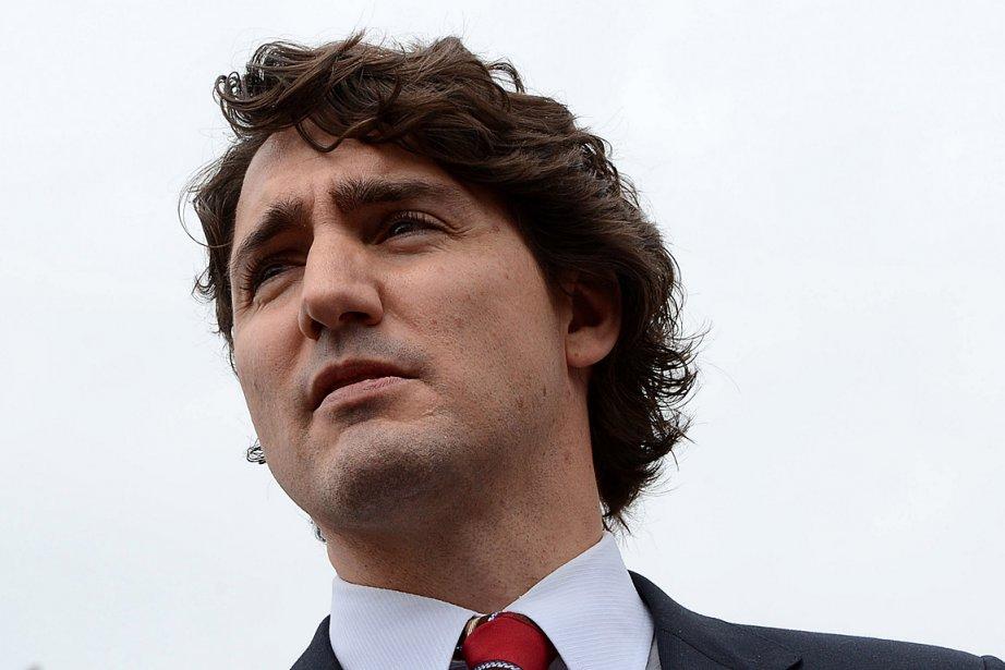Justin Trudeau... (La Presse Canadienne)