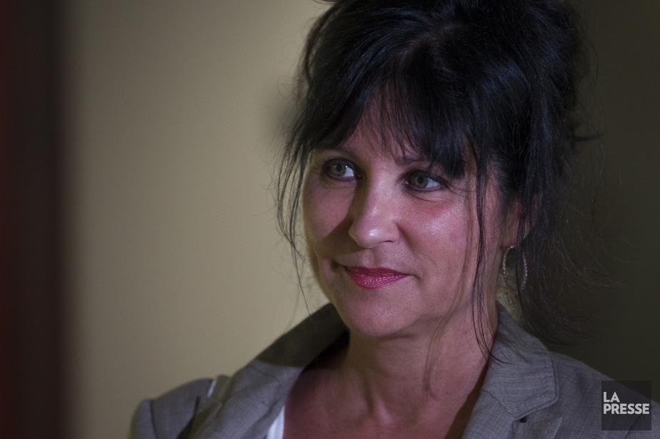 Martine Beaugrand dit être en réflexion, mais ne... (PHOTO OLIVIER PONTBRIAND, LA PRESSE)
