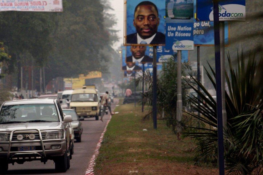 Kinshasa, capitale de la République démocratique du Congo... (Photo Jiro Ose, REUTERS)