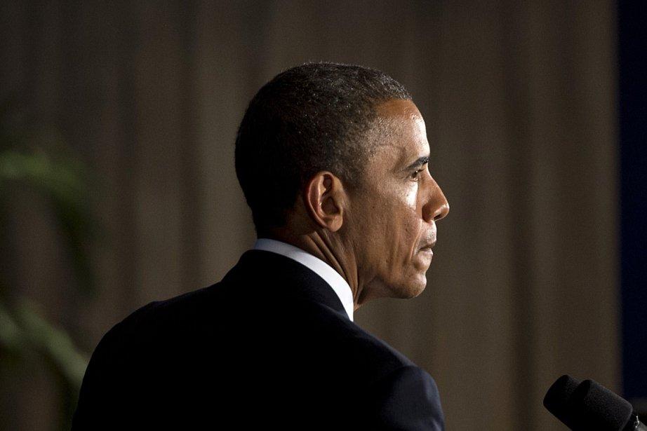 Le président américain Barack Obama.... (Photo: AFP)