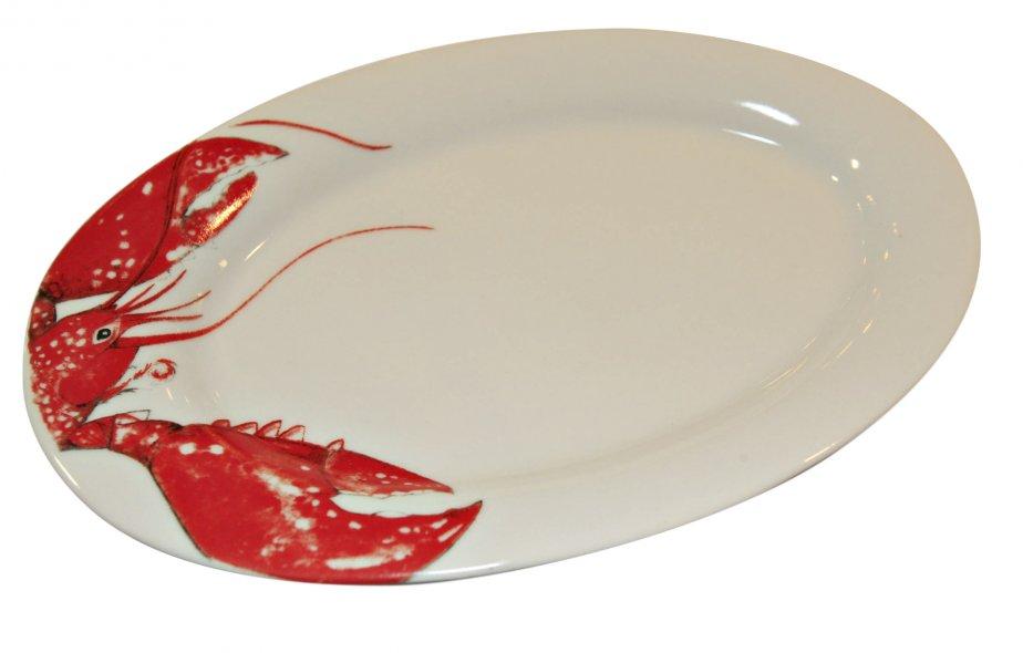 Rouge homard for Chez merie le miroir sainte foy