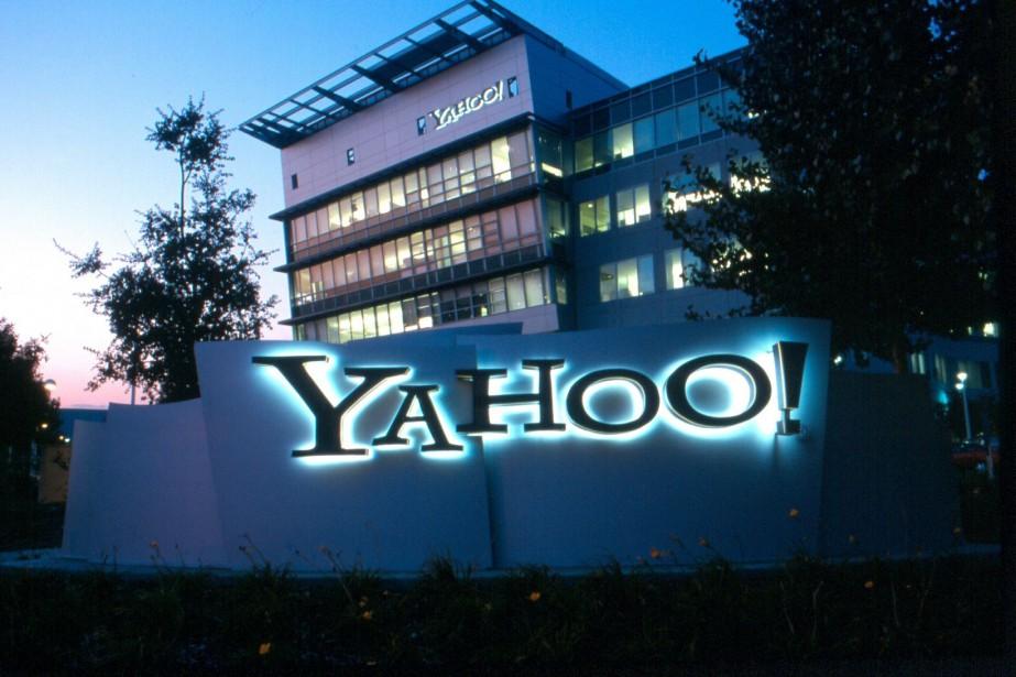 «Nous voulions donner à l'application une identité distincte... (Photo Yahoo!)