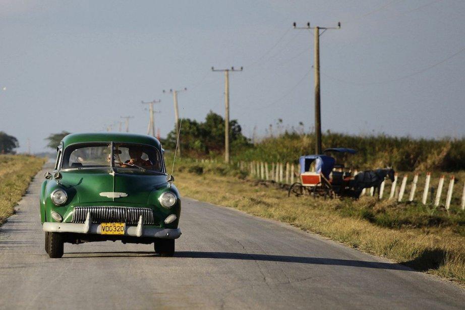 Les 124 premières coopératives non-agricoles ont officiellement commencé... (Photo Desmond Boylan, REUTERS)