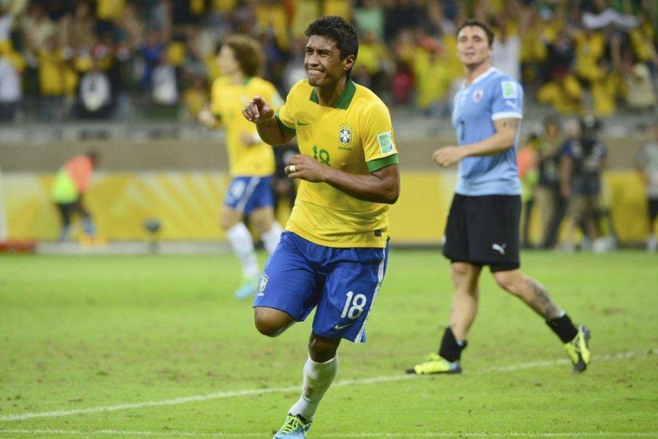 Paulinho a simplement précisé lors d'une conférence de... (PHOTO CHRISTOPHE SIMON, AFP)