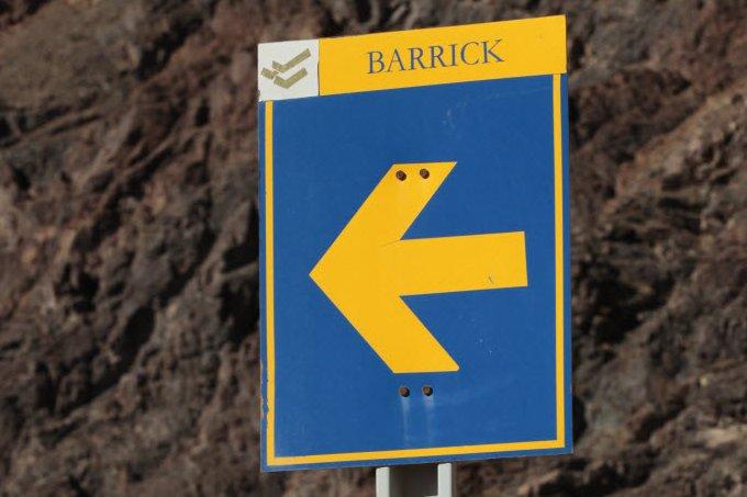 Le bond de près de 6% qu'a réalisé l'action de Barrick Gold vendredi permet-il...