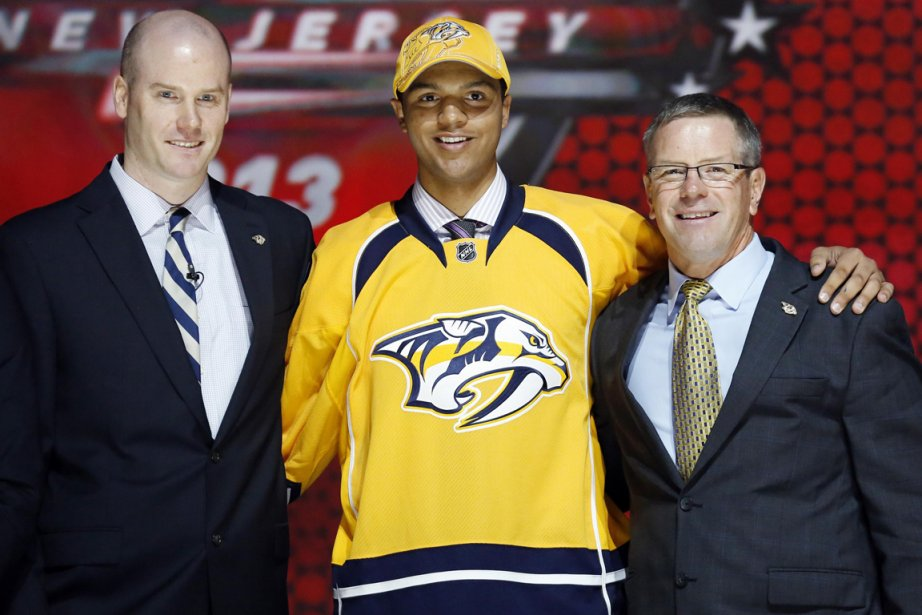 Le défenseur Seth Jones disponible au quatrième rang?... (Photo Brendan McDermid, Reuters)