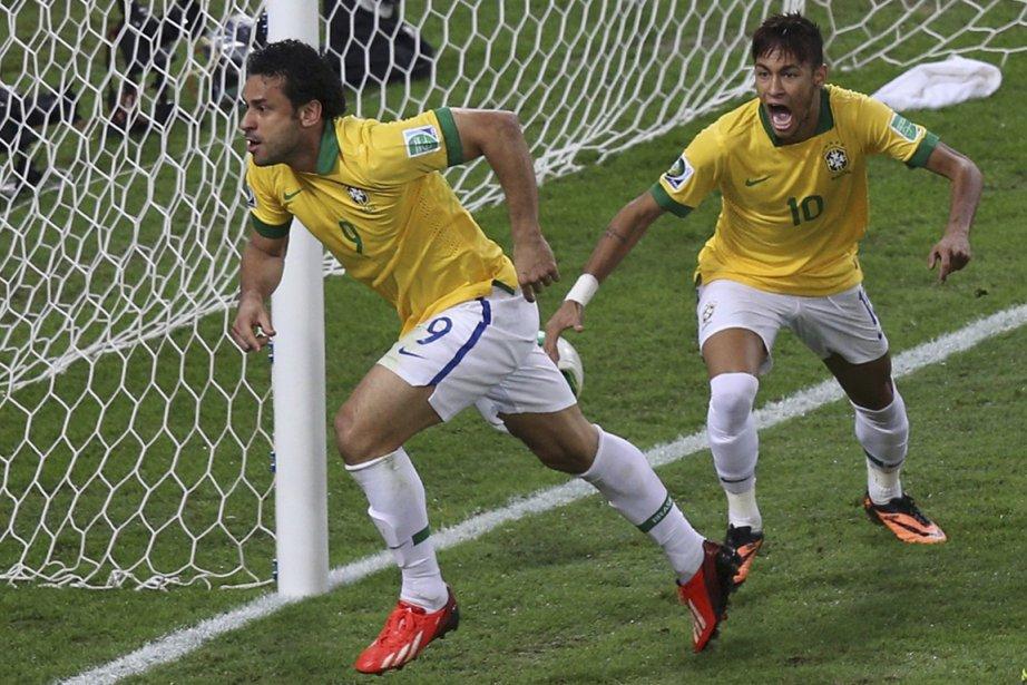 Une moyenne de 4,25 buts par match a... (Photo Paulo Whitaker, Reuters)