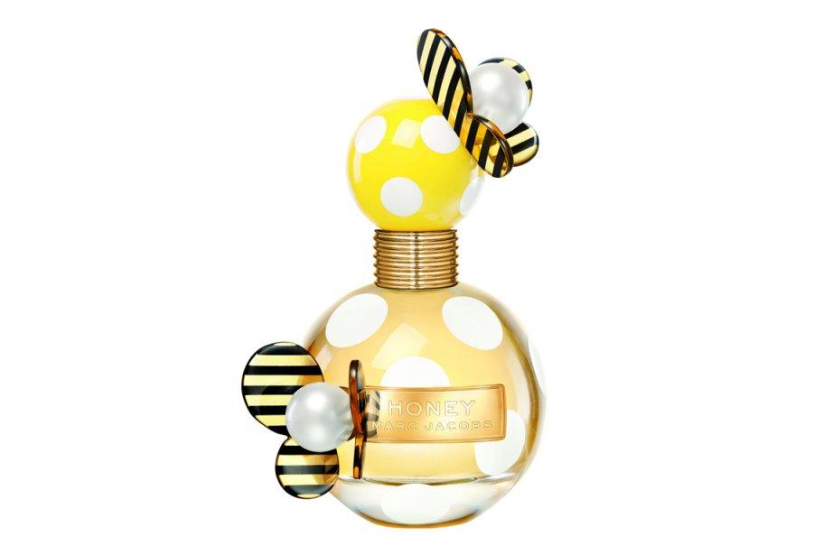 L'eau de parfum Honey est disponible en trois... (Photo fournie par Marc Jacobs)