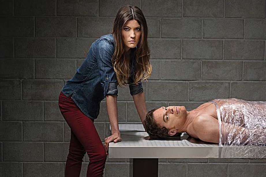 La huitième et dernière saison de Dexter démarre... (PHOTO FOURNIE PAR SHOWTIME NETWORKS INC.)