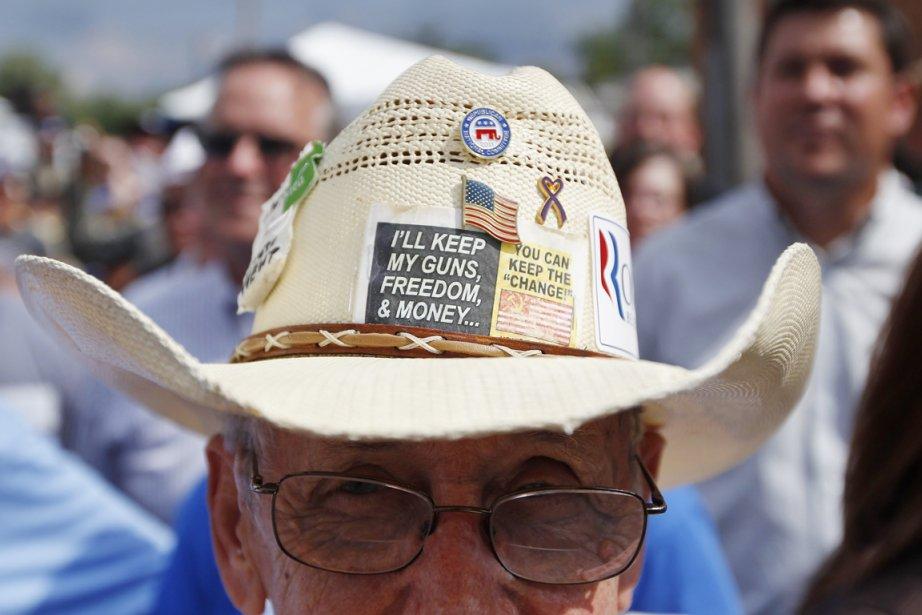 Le Parti républicain semble incapable d'attirer d'autres électeurs... (PHOTO  SHANON STAPLETON, REUTERS)