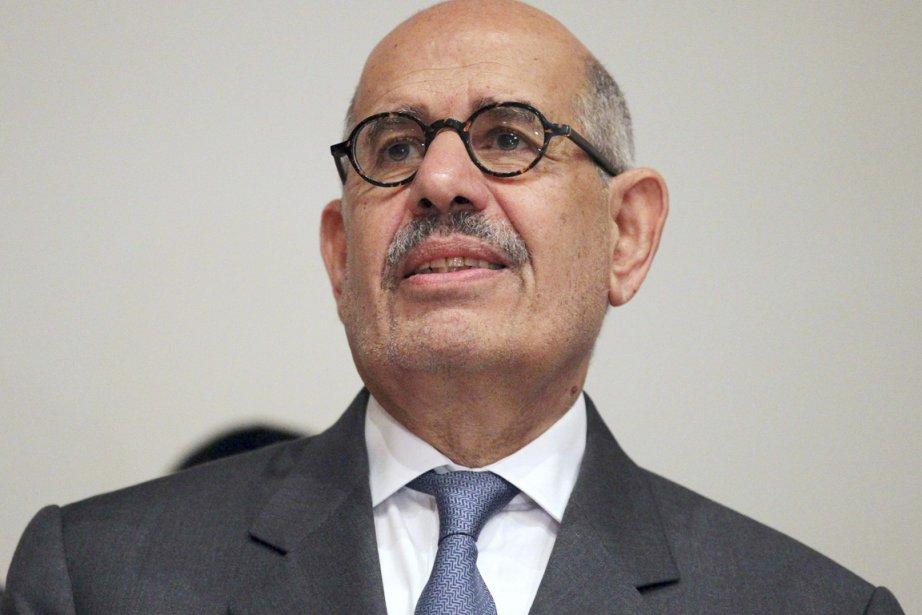 L'ex-chef de l'AIEA, Mohammed ElBaradei.... (PHOTO MOHAMED ABD EL GHANY, ARCHIVES REUTERS)