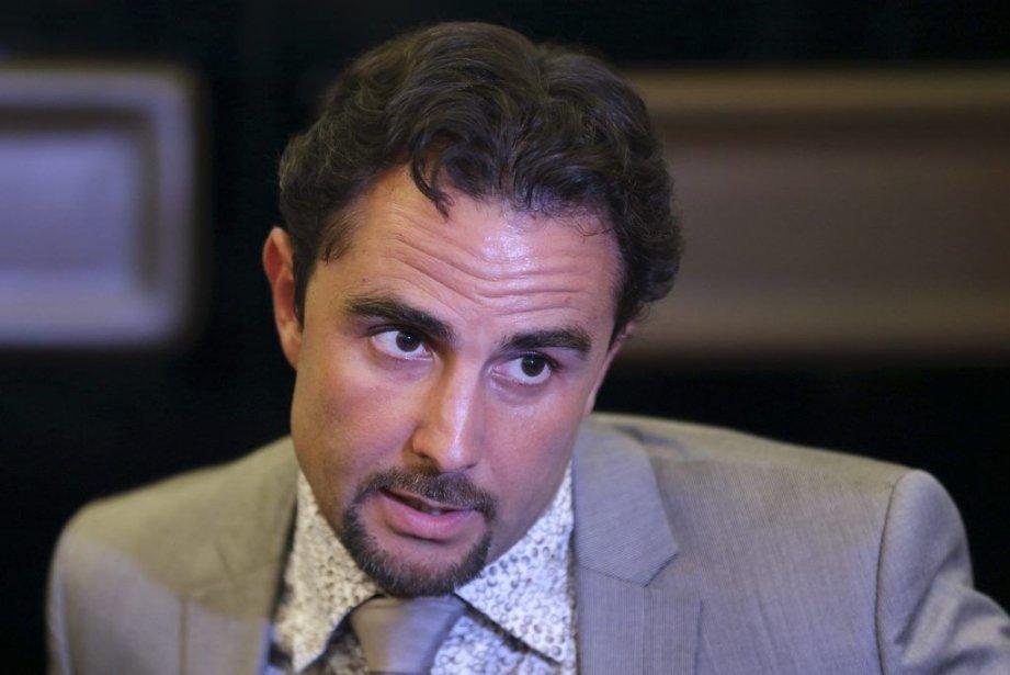 Arrêté à Barcelone en juillet 2012, HervéFalciani, ex-informaticien... (PHOTO PHILIPPE WOJAZER, REUTERS)