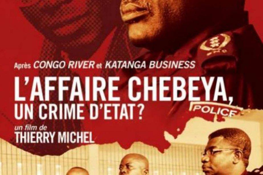 Le film L'affaire Chebeya, un crime d'État ?,... (AFFICHE DU FILM)