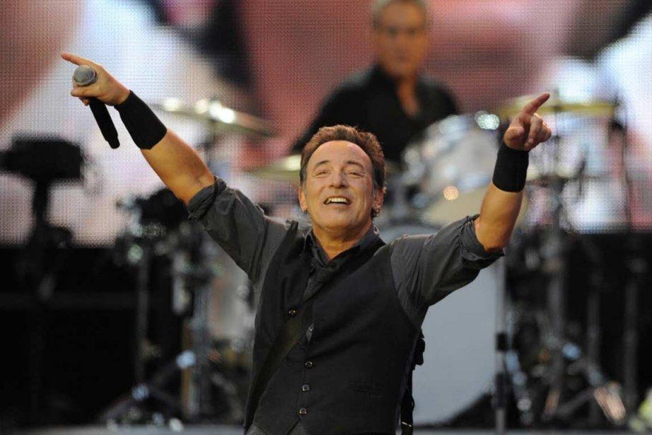 À 63 ans, Bruce Springsteen effectue actuellement une... (PHOTO ELOY ALONSO, REUTERS)