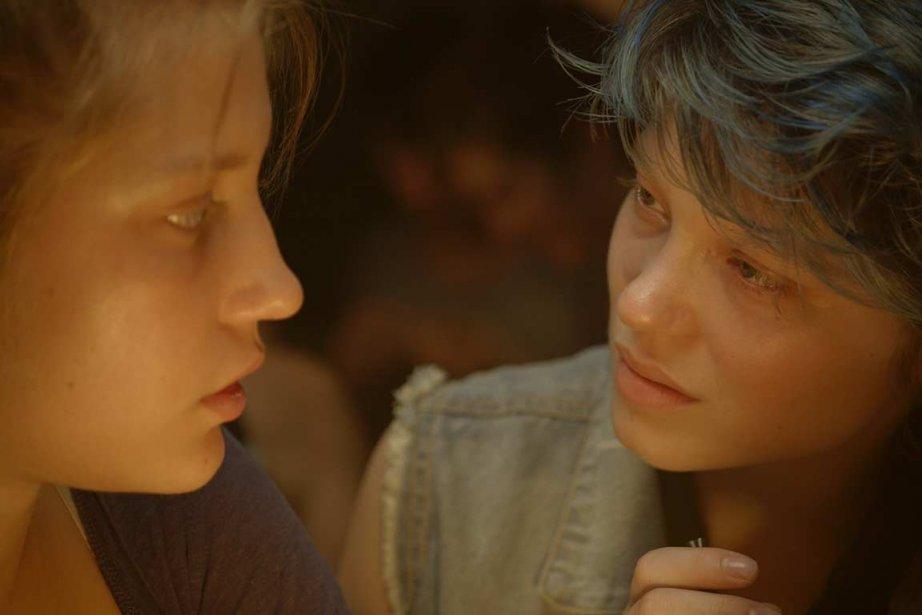 La vie d'Adèle, Palme d'or du... (PHOTO WILD BUNCH, QUAT'SOUS FILMS)
