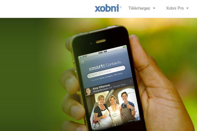 Xobni est une entreprise créée en 2006 et...